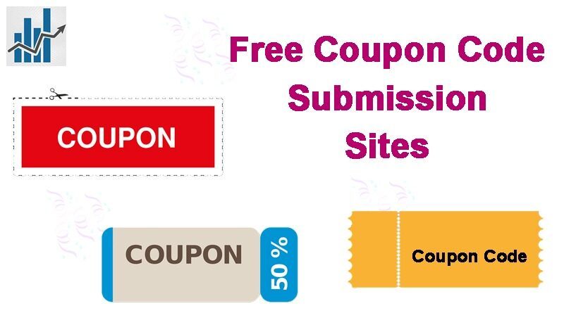Free coupon code submission sites