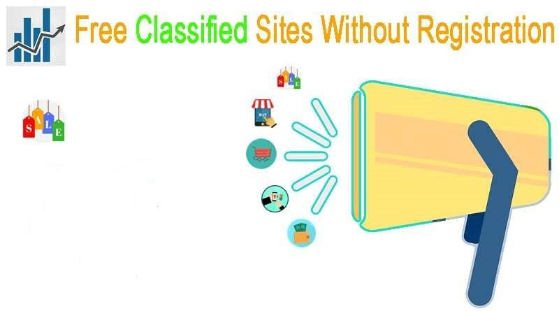 Free classified sites without registrations