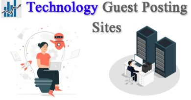 technology guest posting sites