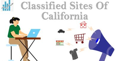 Classified sites of California