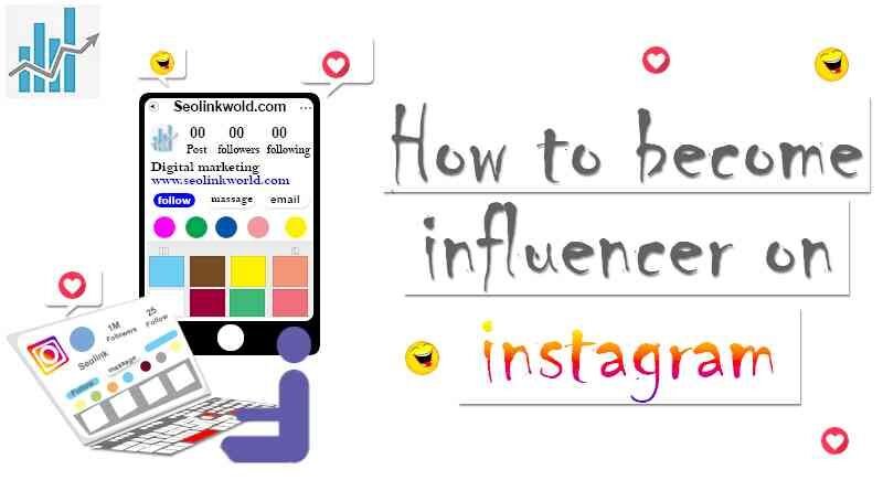 how to become influencer on instagram